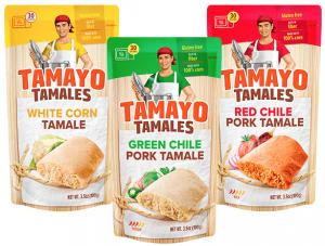 Free Sample Of Tamayo Tamales