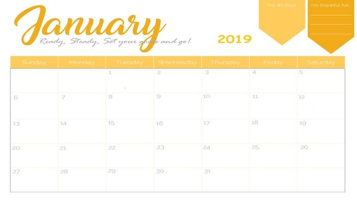 FREE 2019 Roadsides in Bloom Calendar