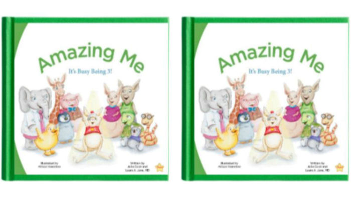 Get a FREE Amazing Me It's Busy Being 3 Book!