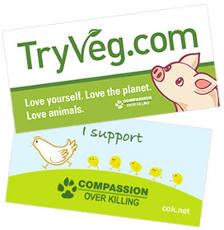 FREE TryVeg Stickers