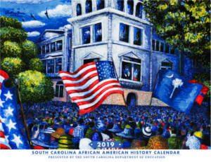 FREE 2019 South Carolina African American History Calendar