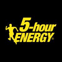 FREE 5-Hour Energy Sticker