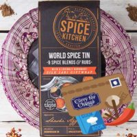 Free Curry Spices Kit
