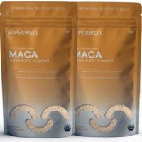 Free ORGANIC Maca Super Root Powder