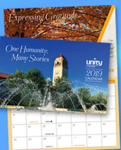 FREE Unity 2019 One Humanity Many Stories Calendar