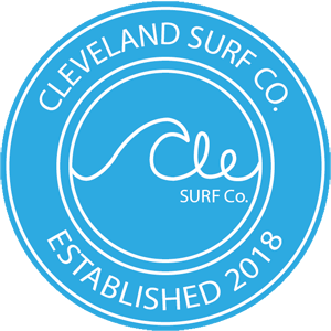 FREE Cleveland Surf Co. Sticker