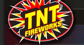 Free Stuff from TNT Fireworks