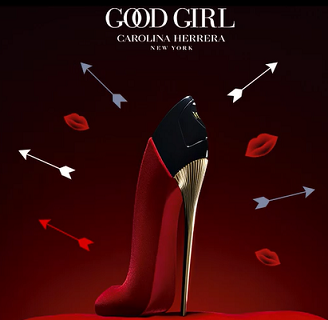 FREE Carolina Herrera GOOD GIRL Velvet Fatale Sample