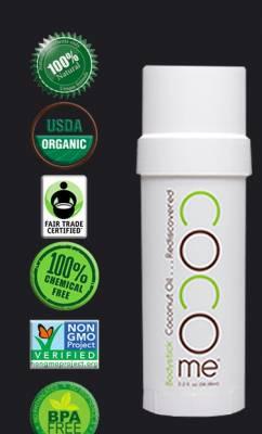 Free Sample of Cocome Organic Skin Care