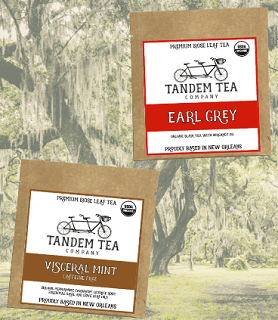 FREE Tandem Loose Leaf Tea Sample