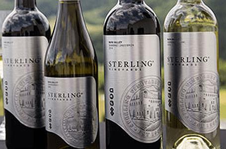 FREE Sterling Vineyards Wine Guide