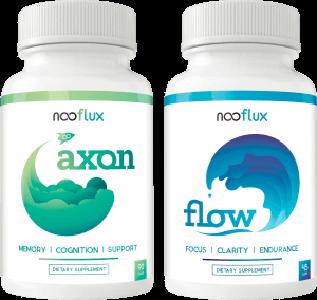 3 FREE Nooflux Supplement Samples