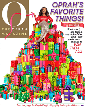 FREE Subscription to O, The Oprah Magazine