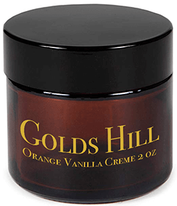 FREE Sample of Golds Hill Orange Vanilla Creme