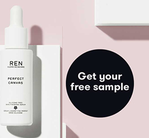 FREE REN Skincare Perfect Canvas Sample