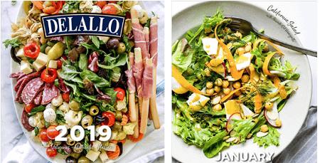FREE 2019 DeLallo Calendar