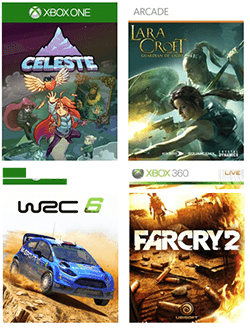 FREE Xbox Games Download For January