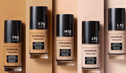 FREE Covergirl Foundation Sample
