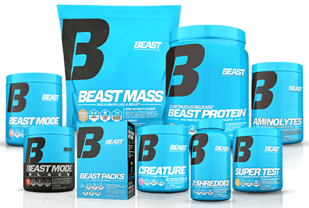FREE Beast Sports Nutrition Supplement Samples