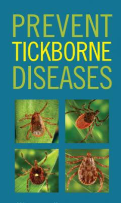 Free Bookmark - Prevent Tickborne Diseases
