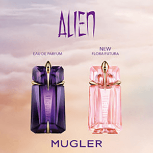 2 FREE Thierry Mugler Alien Fragrance Samples