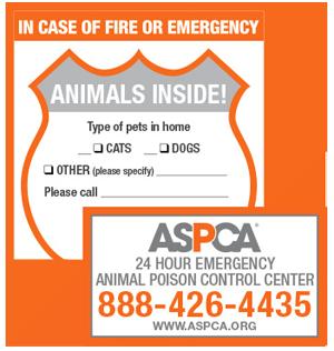 FREE ASPCA Pet Safety Pack Kit