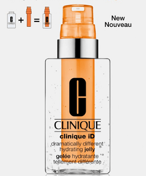 FREE Clinique Hydrating Jelly + Active Cartridge Sample