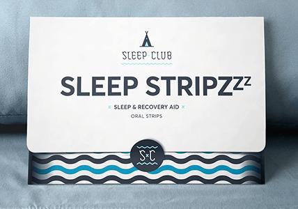 FREE Sleep Stripzzz Sample