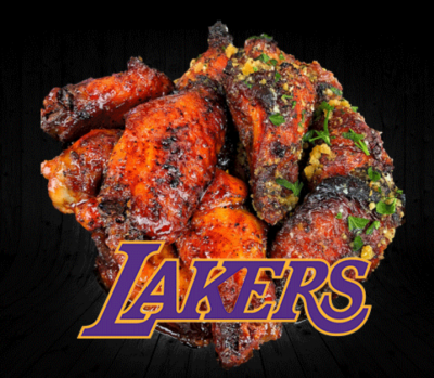 Coupon - Free Wings at LA Lakers