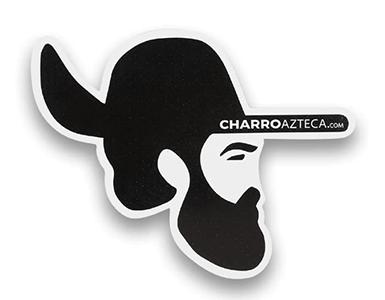 FREE Charro Azteca Sticker