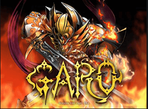 FREE Garo The Animation and Fairy Tail Digital HD Anime Downloads