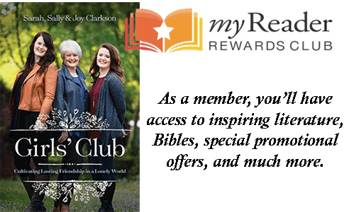 FREE Religious Books – My Reader Rewards Club