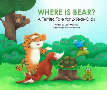 FREE Where is Bear? A Terrific Tale Book