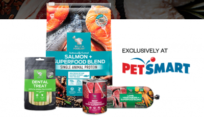 Coupon - Free Sample of BILLY + MARGOT® Nutritious Dog Food