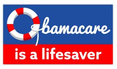 Free Obamacare Sticker