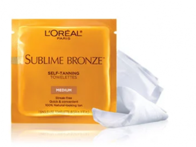 Free Sample of L'Oreal Sublime Bronze Self Tanner