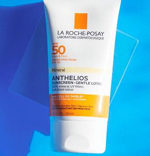 FREE La Roche-Posay Anthelios Sunscreen Sample