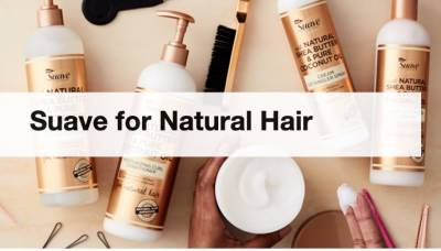 Free Sample of Suave Haircare
