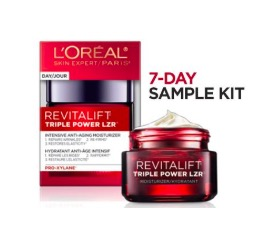 7 DAYS Revitalift Triple Power LZR SAMPLE KIT