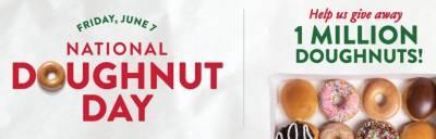 Free Doughnut at Krispy Kreme (June 7, 2019)
