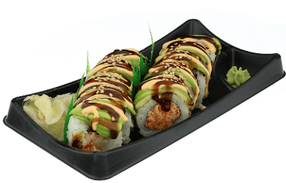 FREE Sushiya Tropical Sushi Roll at HEB Stores