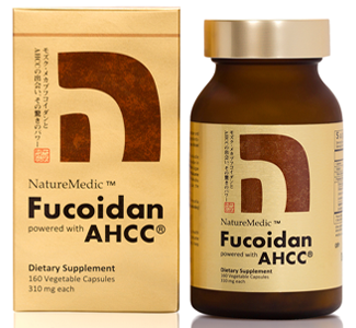 FREE NatureMedic Fucoidan Sample