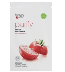 Possible FREE Beauty 360 Face Mask at CVS