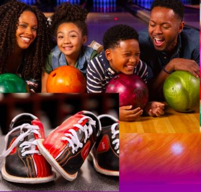 TWO FREE GAMES of bowling on National Bowling Day – Saturday, August 10