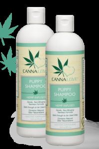 Free Cannalove Puppy Shampoo Sample