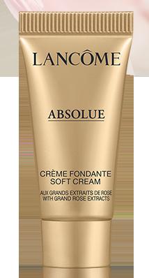 Free Lancome Absolue Soft Cream Sample