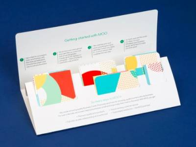 Free Moo Business Card Sample Pack
