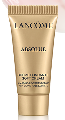 Free Lancome Absolue Soft Cream Sample