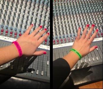 Free Kira Michele's Wristbands