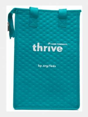 Free monthly Healthy Lifestyle Newsletter and insulated lunch bag